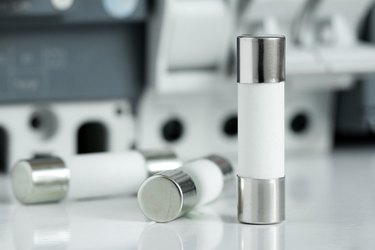 Cylinder Control Fuses