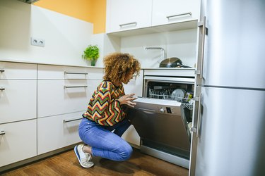 What Happens if My Dishwasher Is Not Level?