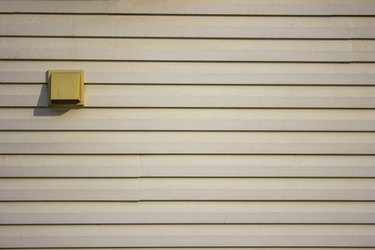 Siding wall can use for background