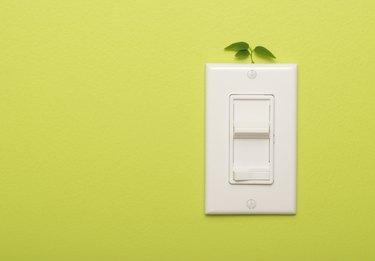 Energy Saving Light Dimmer.