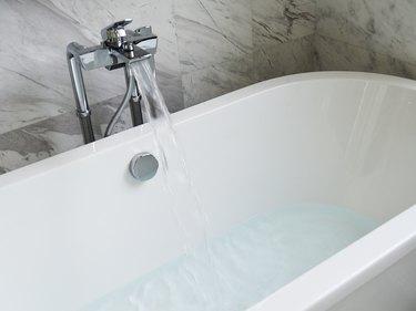 White Hotel Bathtub