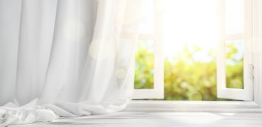How to Fix a Curtain's Pulley System