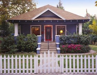 Small craftsman bungalow