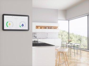 Control of energy bills - Home energy smart meter
