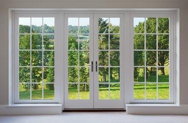 beautiful garden windows
