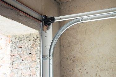Garage Door Spring Repair and Replacement. Garage door opener.