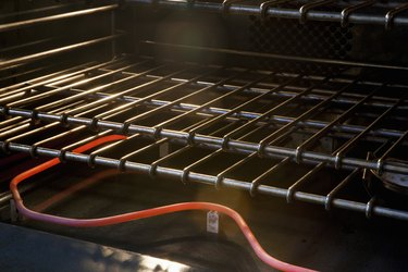 Electric Oven and Heating Coil