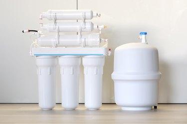 Homemade Reverse Osmosis Filter