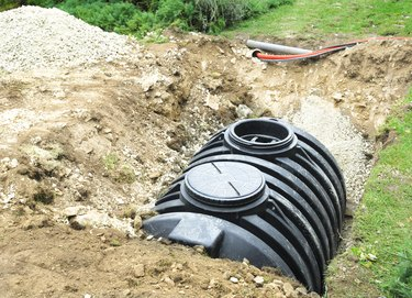 Troubleshooting Septic Tank Issues