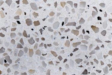 Engineered quartz texture