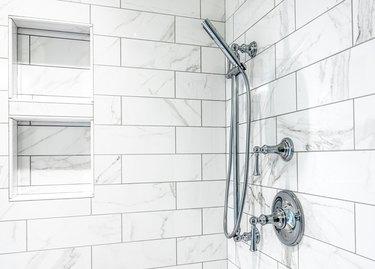 Modern Shower HDR