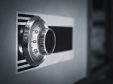 How to Reset the Password on a Brinks Fire Safe