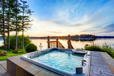 How to Convert a Hot Tub to a Cool Plunge