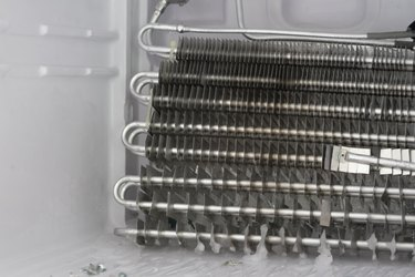 refrigerator kichen repair coil appliance fix