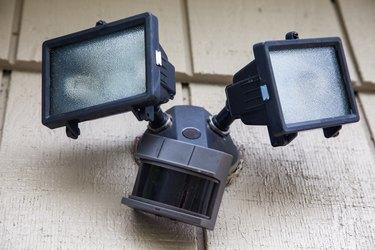 Motion Sensor Security Light