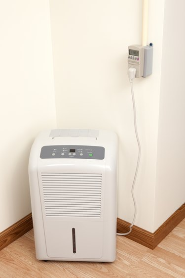 Dehumidifier and Electric Meter