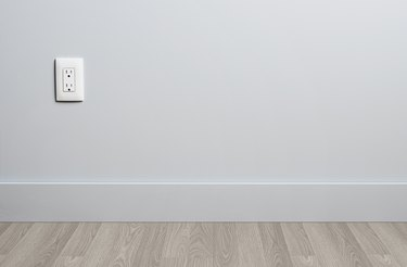 Electric Outlet in Wall