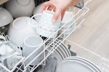 How To Dissolve Congealed Dishwasher Detergent