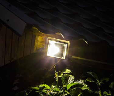 Garden LED Spotlight