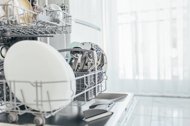 Dirty dishes no more