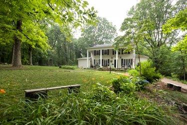 Vintage Home and Landscape