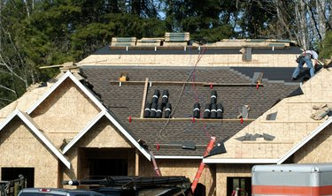 Roofing New Home
