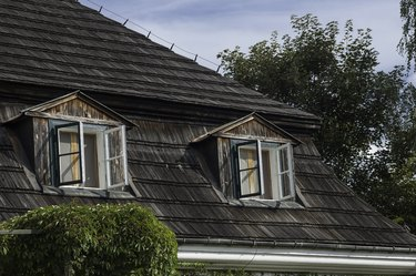 Roof and windows