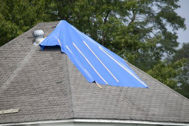 Bad Shingles and Roof Issues