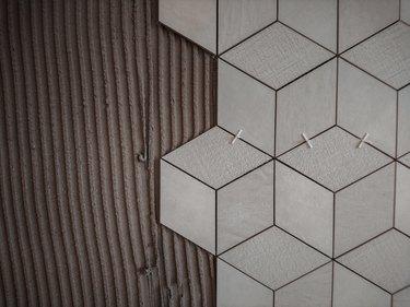 Tiles detail