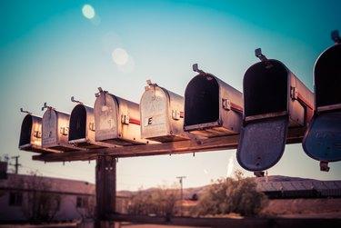 How to Fix a Mailbox Door