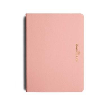 pink migoals goal digger planner