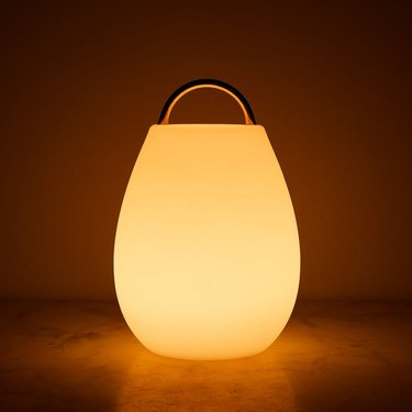 Allsop Portable LED Lantern, $80 ambient lighting