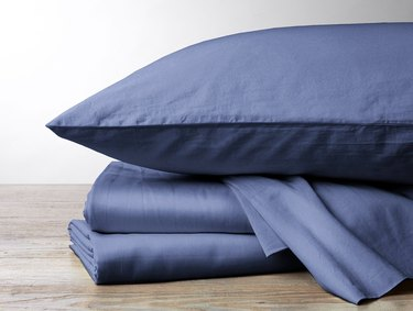 Saatva Organic Sateen Sheet Set