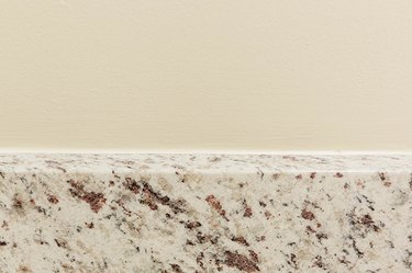 Run new caulk along any areas of the drywall that need it.