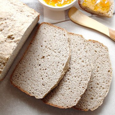 Fresh is Real Gluten-Free Vegan Bread for bread machine