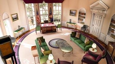 oval office design inspiration