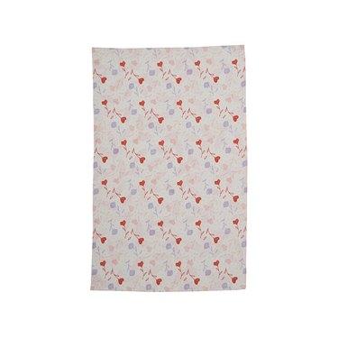 Valentine's Day Tea Towel