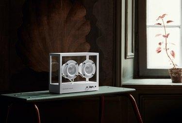 Transparent Sound Small Speaker