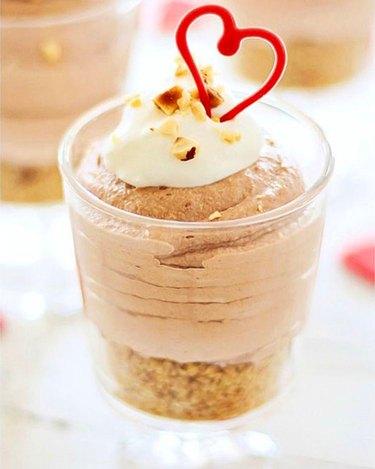Rasa Malaysia Nutella Cheesecake Mousse