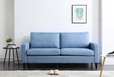 NH Designs Linen Sofa