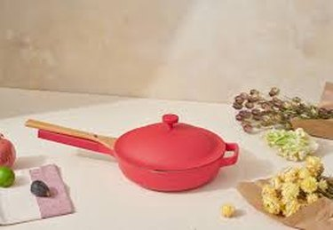 Our Place Limited Edition Red Hot Always Pan Bundle