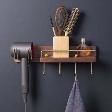 The Best Organizers to Corral Your Hair Styling Tools With Style