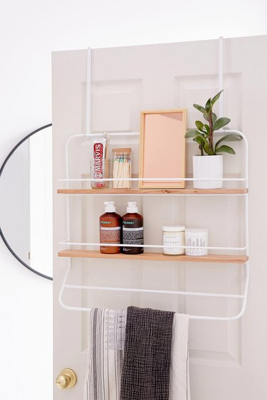 Urban Outfitters Over-the-Door Tiered Storage Rack