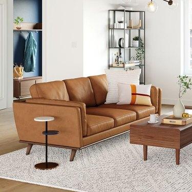 West Elm zander couch