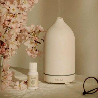 White diffuser