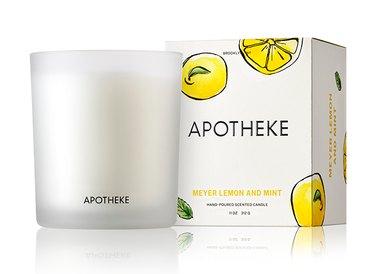 apotheke candle