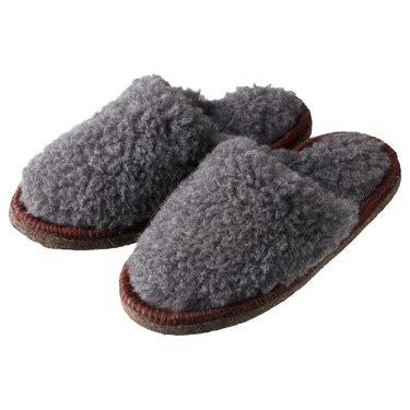 IKEA Fegen Slippers in grey