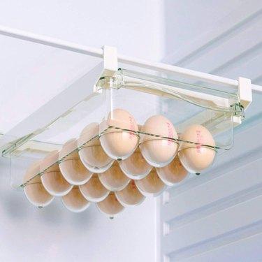 egg holder refrigerator organizer