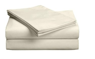 Stack of white sheets