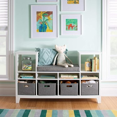 Martha Stewart Living and Learning Kids' Reading Nook